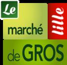 Le marché de gros, Lille (MIN)