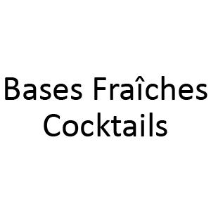 Bases fraîches cocktails